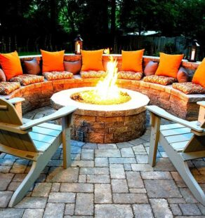 Outdoor Fire Pits-Mesquite TX Professional Landscapers & Outdoor Living Designs-We offer Landscape Design, Outdoor Patios & Pergolas, Outdoor Living Spaces, Stonescapes, Residential & Commercial Landscaping, Irrigation Installation & Repairs, Drainage Systems, Landscape Lighting, Outdoor Living Spaces, Tree Service, Lawn Service, and more.